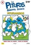 Pitufos - Vol 4 : Pitufiamigos