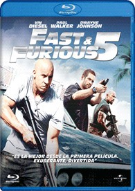 Fast & Furious (A todo Gas 5) (Blu-Ray)