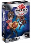 Pack Bakugan Gundalian Invaders - Temporada 1 - Vol 1 + 2