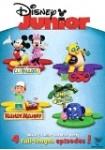 Disney Junior : La Casa De Mickey + Agente Especial Oso / Manny Manitas + Jungla Sobre Ruedas