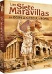 Pack Las Siete Maravillas De Egipto, Grecia Y Roma