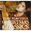 40 Most Beautiful Christmas Classics CD (2)