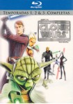 Pack Star Wars : The Clone Wars - 1ª A 3ª Temporada (Blu-Ray)
