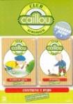 Pack Caillou Club Ecológico Vol. 3 y 4