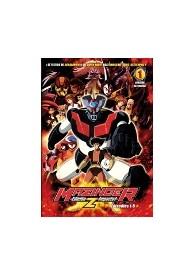 Mazinger Z : Ed. Impacto - Box 1