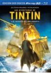 Las Aventuras De Tintín : El Secreto Del Unicornio (Blu-Ray)