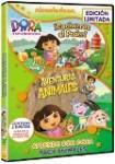 Dora La Exploradora : Cachorros Al Poder + Aventuras Animales