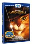 El Gato Con Botas (2011) (Blu-Ray 3D + Blu-Ray + DVD + Copia Digital)