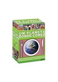 Pack Un Planeta donde Comer (10 DVD)