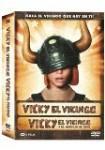Pack Vicky El Vikingo + Vicky El Vikingo El Martillo De Thor