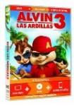 Alvin y las Ardillas 3 (Con Copia Digital) ( DVD + Blu-Ray)