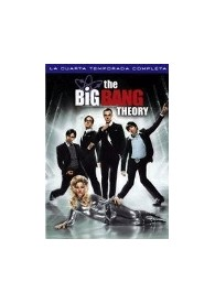 The Big Bang Theory - Cuarta Temporada Completa