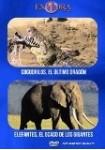 Pack Explora : Cocodrilos, El Último Dragón + Elefantes, El Ocaso De Los Gigantes
