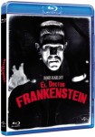 El Doctor Frankenstein (Blu-Ray
