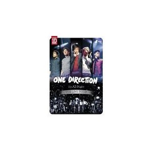 Up All Night THE LIVE TOUR: One Direction DVD