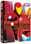 Iron Man : Armored Adventures - Vol. 3 + 4 (Marvel)