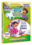 Dora La Exploradora : Dora En El Bosque Encantado + Dora Salva El Reino De Cristal