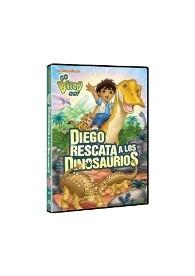 Go Diego Go : Diego Rescata A Los Dinosaurios