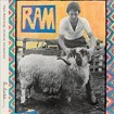 Ram (Paul Mccartney & Linda Mccartney) CD (1)