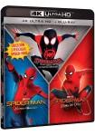 Spider-Man - Colección 3 Películas (4K UHD + Blu-ray)