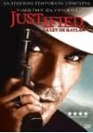 Justified : La Ley De Raylan - La Segunda Temporada Completa