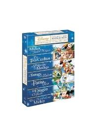 Pack Fábulas Disney - Cortos Clásicos Vol- 1 al 7