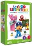 Pack Let´s Go Pocoyo - Vol. 1 y 2