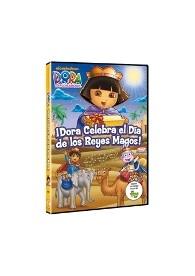 Dora La Exploradora : Dora Celebra El Día De Los Reyes Magos!
