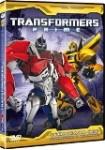 Transformers Prime - Temporada 1 : De Maestros Y Aprendices