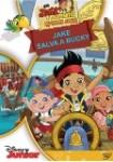 Disney Junior: Jake Y Los Piratas De Nunca Jamás : Jake Salva A Bucky