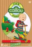 Caillou Club Ecológico 7 : En El Jardín