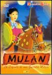 Clásicos infantiles: Mulan, La Leyenda de una Guerrera Mítica