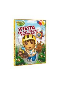 Go Diego Go: Fiesta En La Selva Tropical