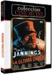 La Última Órden (1928) - Colección Cine Mudo