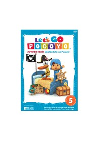 Let´s Go Pocoyo - Vol. 5