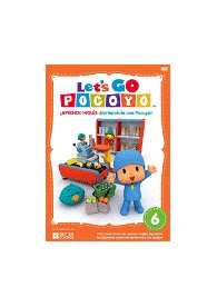 Let´s Go Pocoyo - Vol. 6