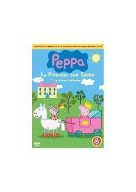 Peppa Pig - Vol. 4 : La Princesa Con Sueño