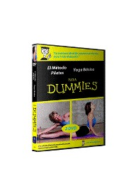 El Método Pilates + Yoga Básico Para Dummies
