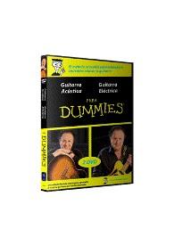 Guitarra Acústica + Guitarra Eléctrica Para Dummies