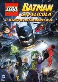 Lego Batman - La Película : El Regreso de los Superhéroes de DC