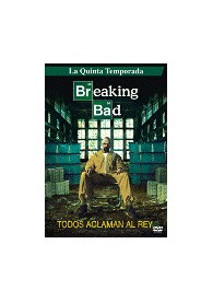 Breaking Bad - Quinta Temporada Completa