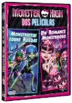 Monster High : Monstruitas sobre Ruedas + Un Romance Monstruoso