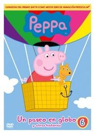 Peppa Pig - Vol. 6 : Un Paseo En Globo
