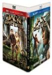 Jack el Caza Gigantes (DVD + Blu-Ray) (Presentado en Estuche de Blu-Ray)