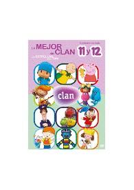 Pack Lo Mejor de Clan TV - Vol. 11 y 12
