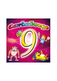 Cantajuego, Vol.9 DVD+CD