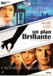 El Último Gran Mago + Un Plan Brillante + Crónica De Un Engaño