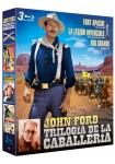 Trilogía de la Caballeria (Fort Apache + La Legión invencible + Río Grande) (Blu-Ray)
