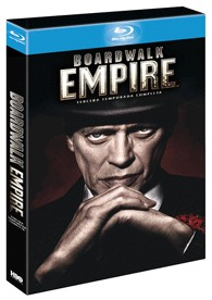 Boardwalk Empire : Tercera Temporada Completa (Blu-Ray)