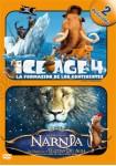 Ice Age 4 + Las Crónicas De Narnia 3